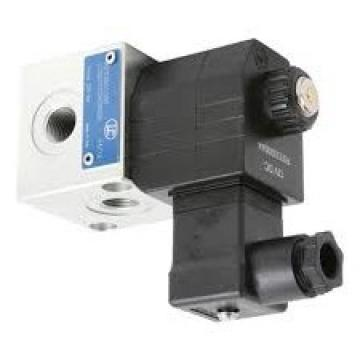 Hyd Monoblock Valve 1 Bank 1/2 BSP 90 l/m D/A Cyl Spool 3 Pos 24V DC Solenoid Ct