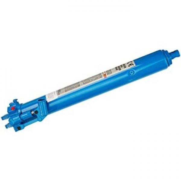 Doppio Agendo 20cc Hyd Pompa Manuale, Serbatoio D/A Valvola Per D/A Cilindro,