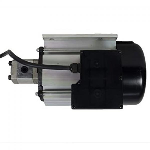 Baldor Parker Pompa Idraulica Motore 35A17-87 56C PAVC16102R26T-10 Hitachi VM-40