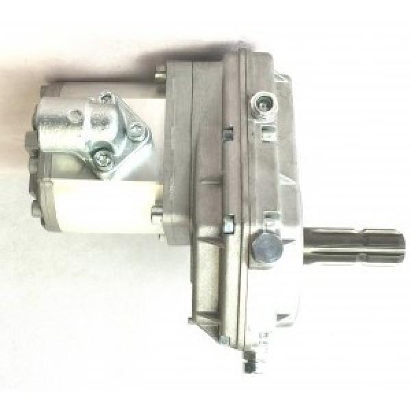 LANTERNA POMPA IDRAULICA GR.2 ALBERO CILINDRICO DA 28,5mm PER MOTORE HONDA GX690
