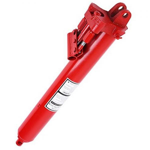 POMPA IDRAULICA 50 Ton PISTONE IDRAULICO cilindro MANOMETRO Officina Negozio Premere