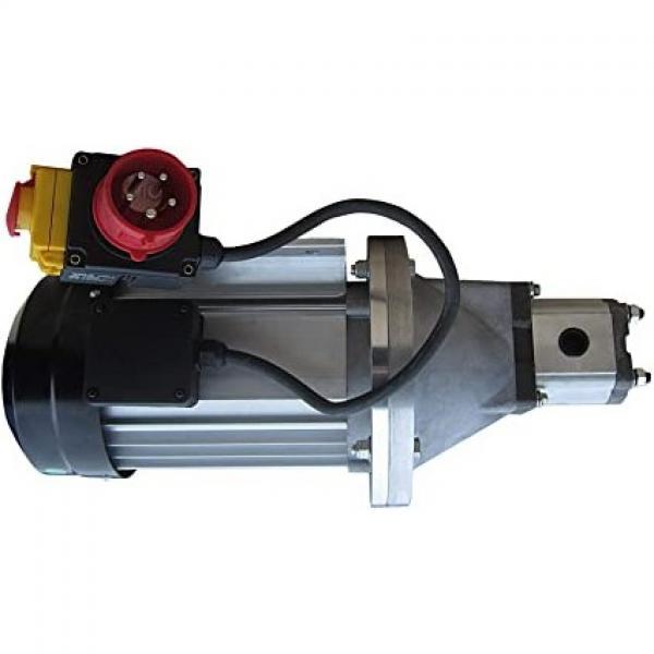 Nuova inserzioneMotore Pompa Idraulica 24V Mic 18 A 20 Ecia Hpi Transpallet Elettrico