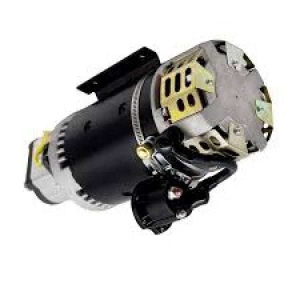 Idraulico 16 Gpm Due Palco Alto Basso Pompa C/W Bell Alloggiamento Motore Kit