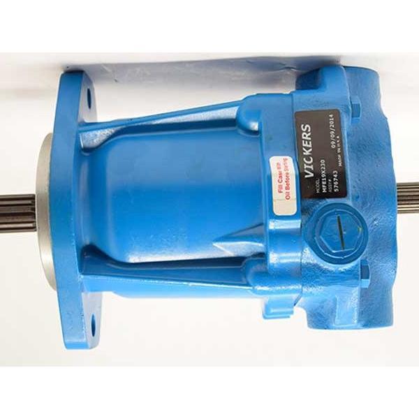 Flowfit Idraulico Della Frizione & Pompa elettromagnetica 24V 14 daNm 33 L/MIN ZZ000451